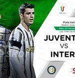 Prediksi Juventus vs Inter Milan: La Vecchia Signora Selangkah Menuju Final