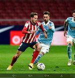 Jika Saul Niguez ke Man United, Atletico Madrid Bakal Rekrut Pemain Man City