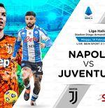Prediksi Napoli vs Juventus: Target Empat Kemenangan Beruntun Andrea Pirlo