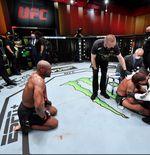 Andalkan Koneksi Afrika, Francis Ngannou Pilih Kamaru Usman Jadi Pelatihnya di UFC