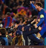 5 Laga Klasik Rivalitas Barcelona dan Paris Saint-Germain