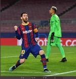5 Catatan Laga Barcelona vs PSG di Liga Champions: Gol Messi hingga Mbappe