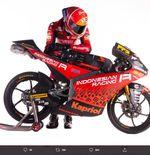 Rider Team Indonesian Racing Gresini Berambisi Raih Hasil Maksimal di Moto3 Qatar 2021