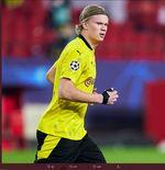 Pelatih Dortmund Tahu Erling Haaland Bakal Bersinar Lawan Sevilla