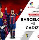 Prediksi Barcelona vs Cadiz: Lionel Messi dan El Barca Wajib Bangkit