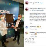 Bertemu PSSI, Raffi Ahmad Siapkan Kejutan untuk Pencinta Sepak Bola Indonesia