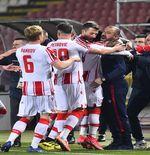 Semangat Pantang Menyerah, Kunci Red Star Imbangi AC Milan