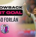 VIDEO: Gol Pertama Diego Forlan di J.League