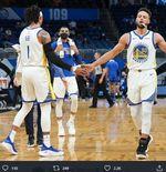 Markas Golden State Warriors Buka Kembali Keran Penonton pada 23 April 2021