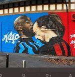 Zlatan Ibrahimovic Beri Tepuk Tangan ketika Romelu Lukaku Cetak Gol