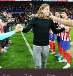 Filipe Luis: Diego Simeone Pelatih yang Tidak Punya Hati