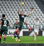 Hasil Juventus vs Crotone: Brace Cristiano Ronaldo Bawa Si Nyonya Tua Raih Kemenangan
