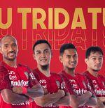 Bali United Resmi Umumkan Perpanjangan Kontrak Enam Pemain