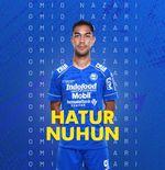 Setelah Tinggalkan Persib, Omid Nazari Bakal Main di Liga Champions Asia 2021