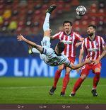 Chelsea Tundukkan Atletico, Olivier Giroud Tidak Percaya Bisa Cetak Gol Spektakuler