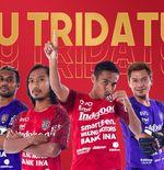 Bali United Resmi Umumkan Perpanjangan Kontrak 4 Gelandang dan 2 Kiper Senior