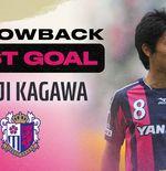 VIDEO: Gol Terakhir Shinji Kagawa di J.League sebelum Melanglang Eropa