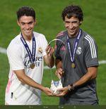 Raul Gonzalez Kandidat Terkuat Pengganti Zinedine Zidane di Real Madrid