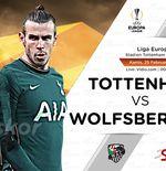 Link Live Streaming Tottenham Hotspur vs Wolfsberger di Liga Europa
