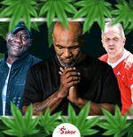 3 Legenda Olahraga yang Masuk ke Bisnis Ganja, Mike Tyson Bukan Satu-satunya