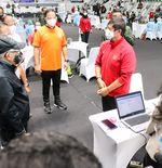 Komponen Timnas Indonesia Jalani Vaksinasi Tahap Pertama, Ini Asa Nadeo Argawinata