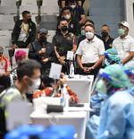 Atlet Bulu Tangkis Pelatnas Pamer Proses Vaksinasi Covid-19 di Istora Senayan