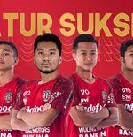 Bali United Resmi Lepas 4 Pemain, Salah Satunya Winger yang Pernah Berkarier di Malaysia