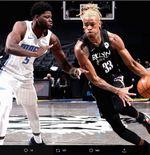 Hasil NBA: Brooklyn Nets Menggila dengan 8 Kemenangan Beruntun