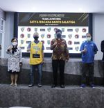 Satya Wacana Saints Salatiga Bertekad Lolos Play-off IBL 2021