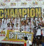 Kilas Balik Final Copa Indonesia 2005: Tuah Hotel Keberuntungan dan Taktik Jitu Benny Dollo Menangkan Arema