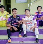 PSGC Ciamis dari Liga 3, Klub Indonesia Pertama Rilis Jersey Musim 2021