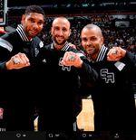 6 Pebasket Cadangan Paling Hoki di NBA, Jarang Main Tapi Punya 2-3 Cincin Juara