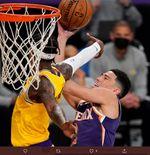 Hasil NBA 2020-2021, Rabu (3/3/2021): LA Lakers Keok Lagi, Nikola Jokic Jegal Bucks