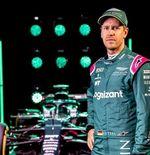 Sebastian Vettel Yakin Aston Martin Tembus Top 3 pada F1 2021
