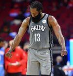 Hasil NBA 2020-2021, Kamis (4/3/2021): James Harden Tebar Pesona di Rumah Mantan