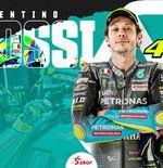 Melempem di 2 Seri Perdana,  Valentino Rossi Disebut Belum Putus Asa