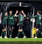 Hasil Fulham vs Tottenham: Menang Tipis, Spurs Masih Tertahan di Papan Tengah