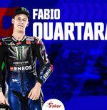 Menangi MotoGP Doha, Fabio Quartararo Ingin Rayakan dengan McDonald's