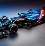 Alpine F1 Akan Adopsi Sistem Penggerak Mercedes Mulai Musim 2022