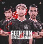 Hasil MPL ID Season 7 Hari Ketiga Pekan Kedua: Geek Fam ID Babat Habis Genflix Aerowolf