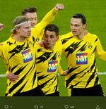 Rumor Bayern Munchen Ingin Rekrut Haaland, Hansi Flick Belum Punya Jawaban