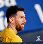 Lionel Messi Kumpulkan Pemain Barcelona di Rumahnya, Jelang Lawan Atletico Madrid