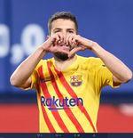 Barcelona Minta Empat Pemainnya Potong Gaji