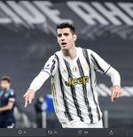 VIDEO: Semua Gol Alvaro Morata di Liga Italia 2020-2021