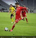 Hasil Bayern vs Dortmund: Hat-trick Lewandowski Benamkan Haaland dalam Der Klassiker, 4-2