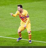 Lionel Messi Cuma Singgah di Barcelona, Kejelasan Kontrak Masih Menggantung