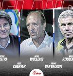 5 Pelatih Timnas Indonesia asal Belanda: Dua Nama Berselisih dengan PSSI