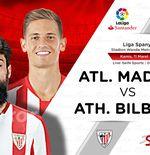 Prediksi Atletico Madrid vs Athletic Bilbao: Peluang Los Rojiblancos Menambah Jarak