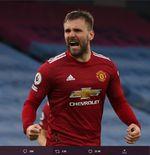 Motivasi Besar Luke Shaw saat Manchester United Menghadapi AS Roma