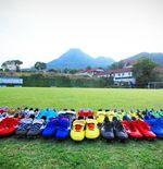 Komunitas Football Boots Indonesia, Cari Kawan Lewat Koleksi Sepatu